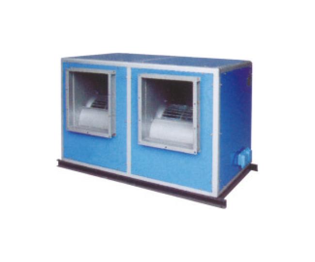 DBF(DSF)系列低噪声通风(排烟)风机箱
