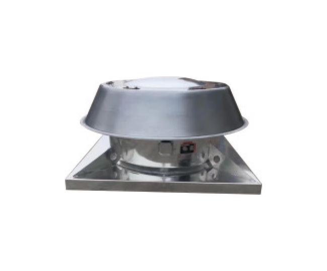 DWT(铝制)系列低噪声屋顶风机