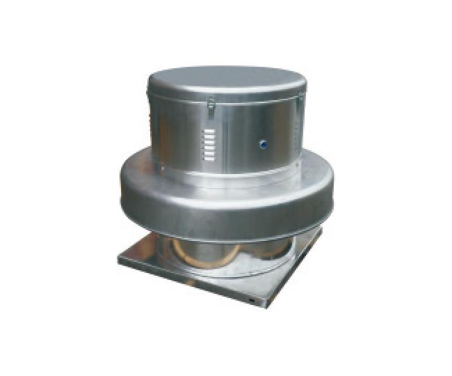 RTC(铝制)系列低噪声屋顶风机